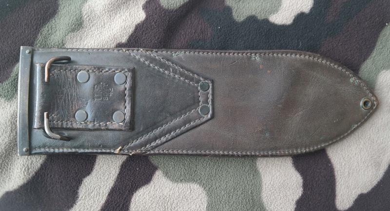 USMC médical corpsmen knife Sam_8922