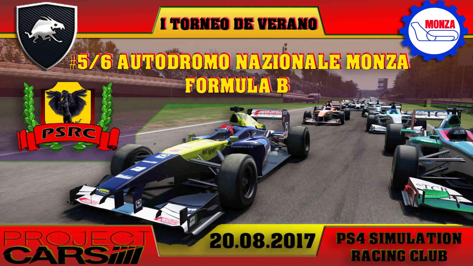 I Torneo de Verano PSRC // #5/6 Monza // Confirmación de Asistencia Monza_10
