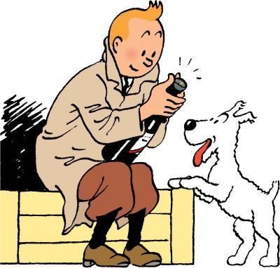 Le Bar à Domi - Page 4 Tintin10