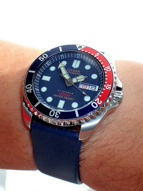 Vos photos de montres non-russes de moins de 1 000 euros - Page 10 Citiz-12