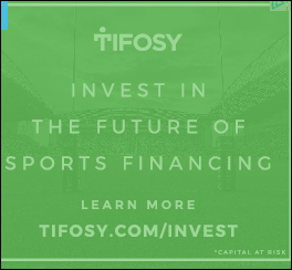 Tifosy crowdfunding deportivo. Captur91