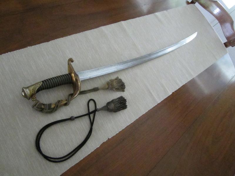 Mes sabres. 1821_110