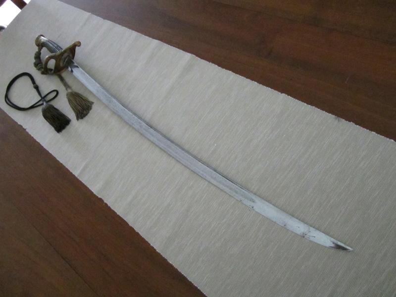 Mes sabres. 1821_210