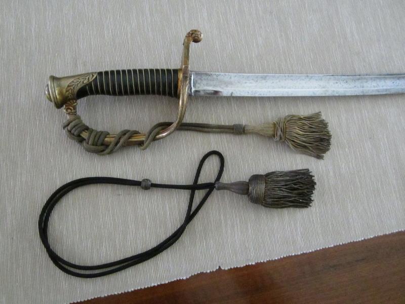 Mes sabres. 1821_310