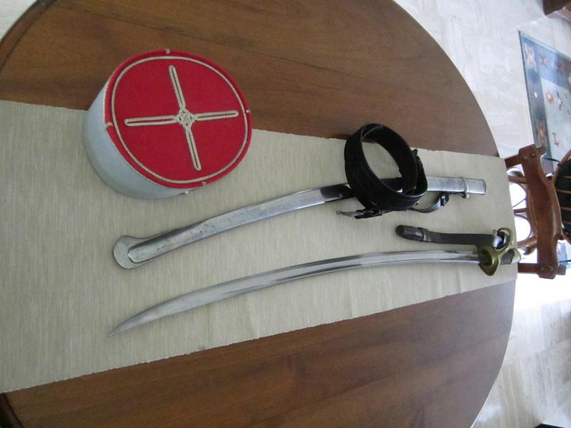 Mes sabres. 1822_210