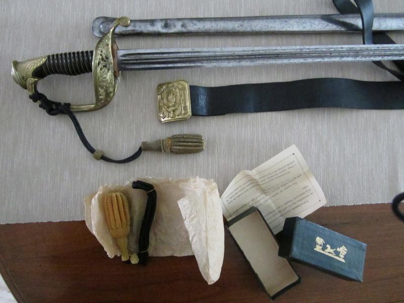 Mes sabres. 1855_310
