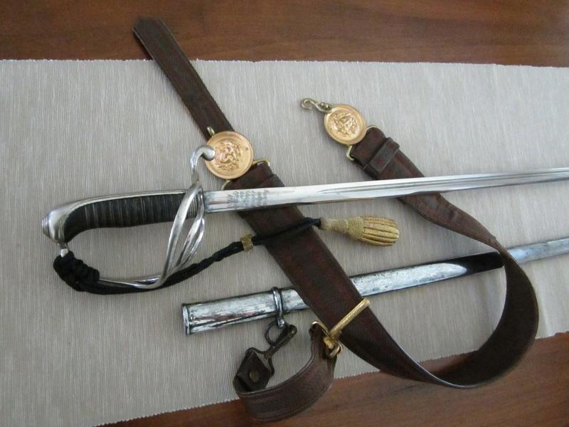 Mes sabres. 1882-312