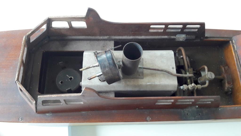 Canot à vapeur 40 Pouces 20190516