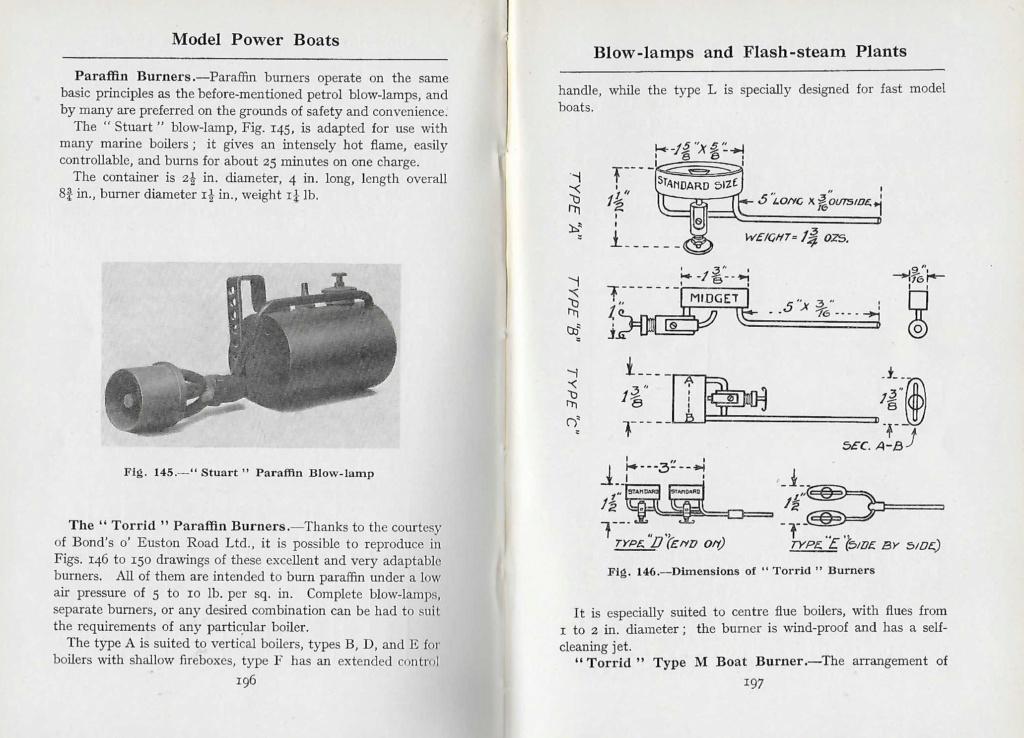 Canot à vapeur 40 Pouces Bruleu11