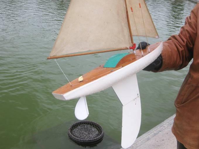Restauration d'un voilier espagnol. Image010