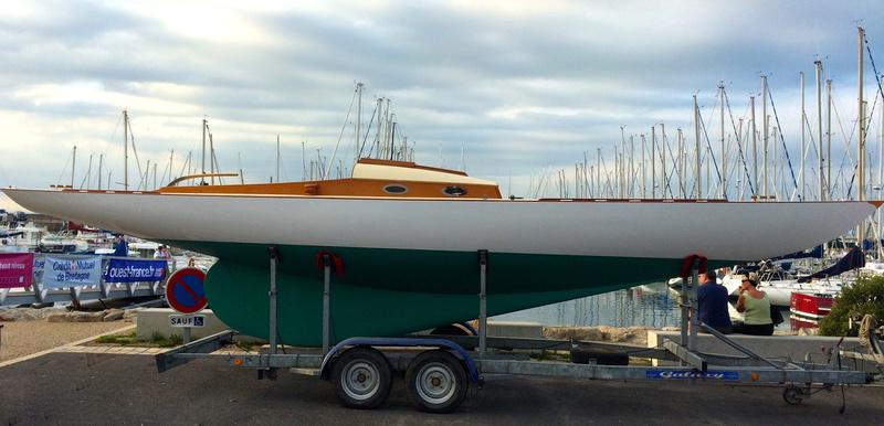Model Racing Yacht Img_6010