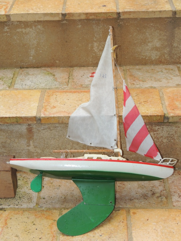 Restauration d'un voilier espagnol. Quille11