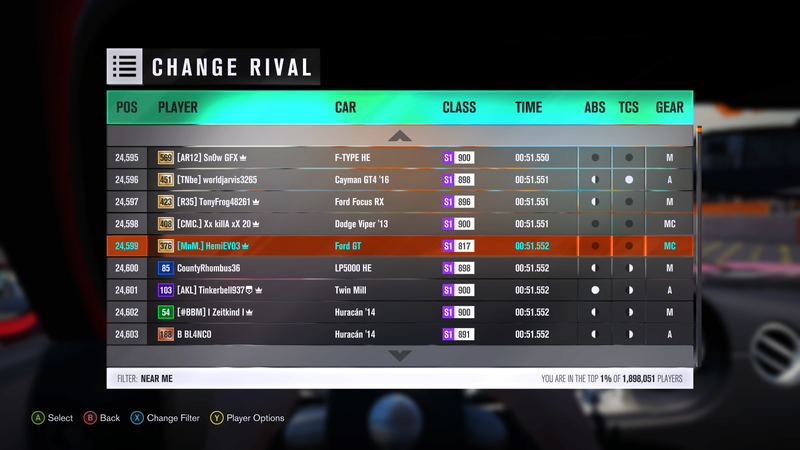 FH3 | Stock Car Challenge #17 (2005 Ford GT) *RESULTS UP* B010bc10