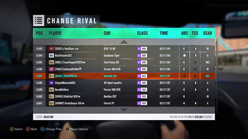 FH3 | Yarra Valley Rainforest Grand Sprint - 500HP (FWD/RWD/AWD) *RESULTS UP* B8284410