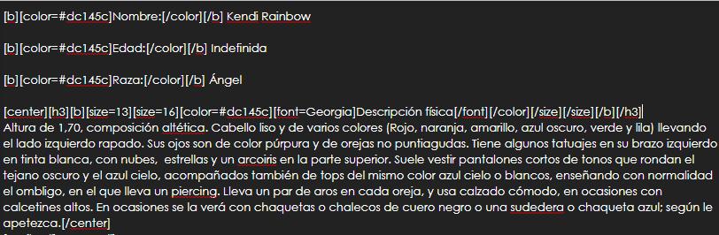 Kendi Rainbow Codigo10