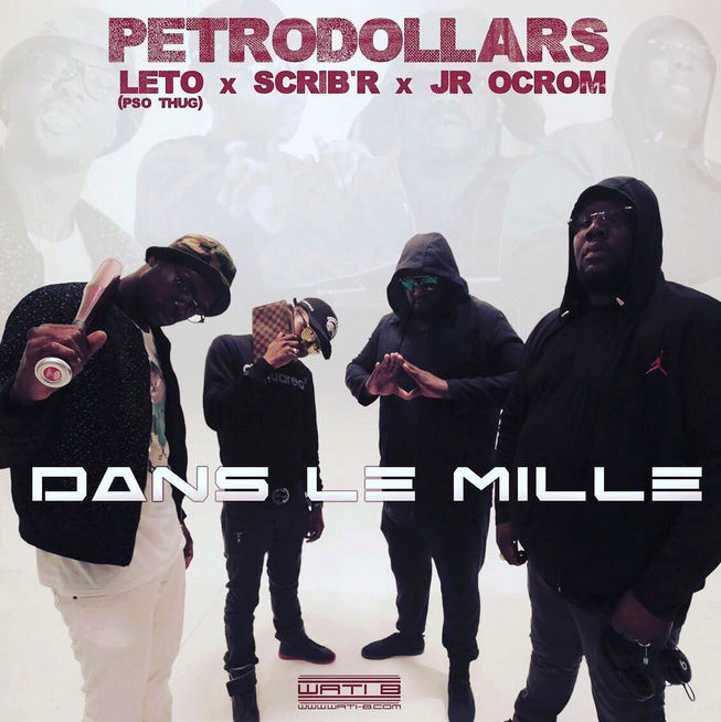 Dans le Mille (ft. Leto de PSO thug / Scrib'r / Jr O Crom Dansle10