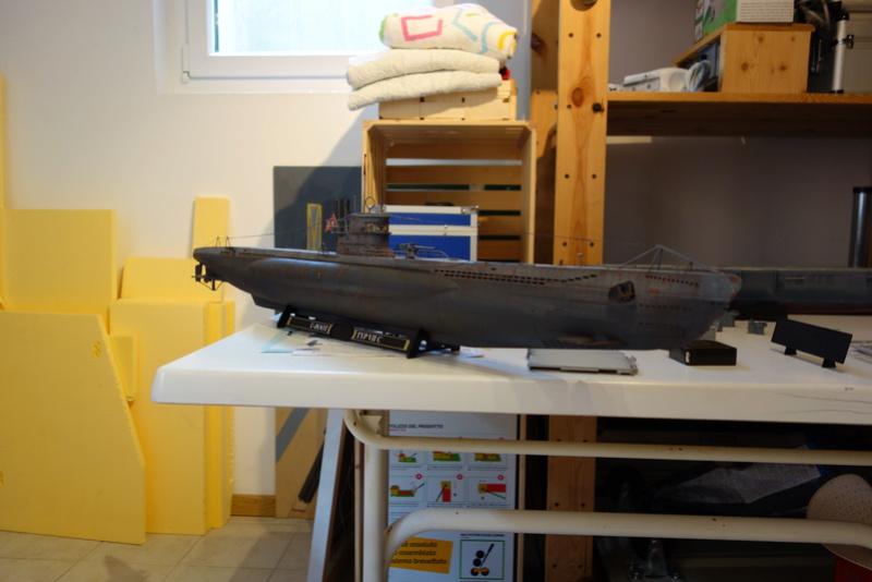 """le U-96, héro du film """"Das Boot"""" Dsc03132"""