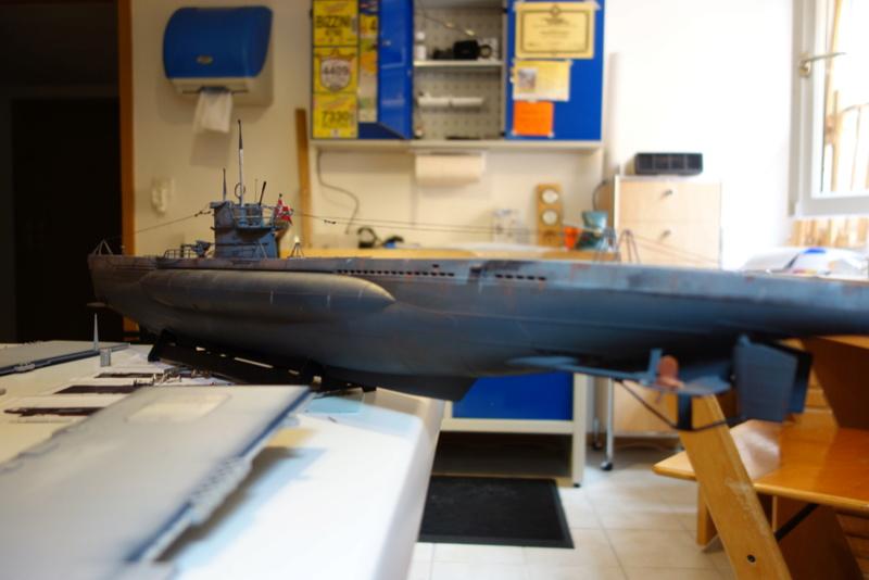 """le U-96, héro du film """"Das Boot"""" Dsc03135"""