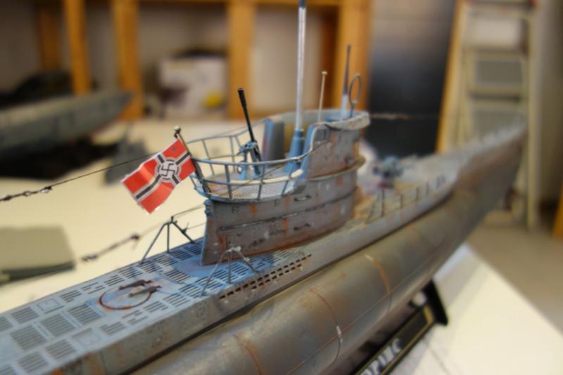 """le U-96, héro du film """"Das Boot"""" Dsc03136"""