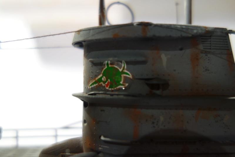 """le U-96, héro du film """"Das Boot"""" Dsc03161"""