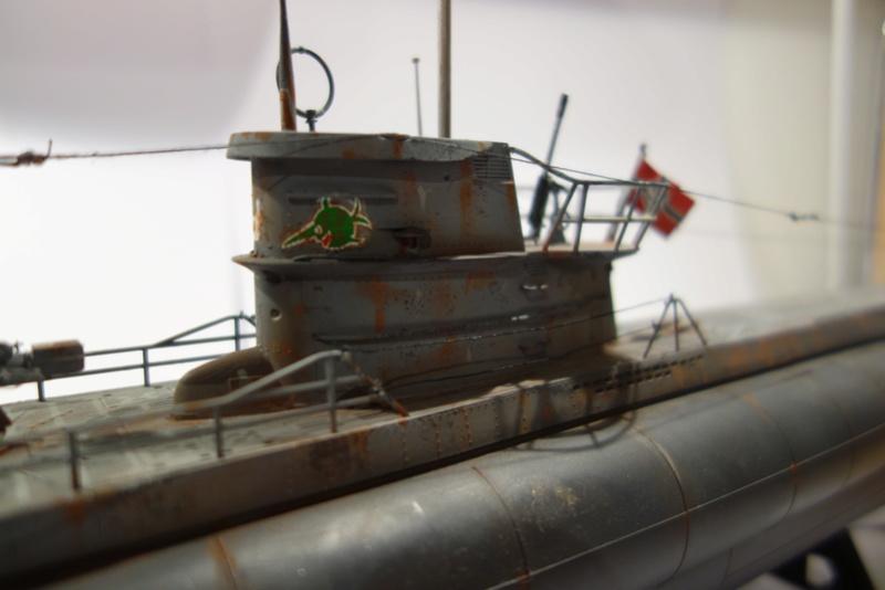 """le U-96, héro du film """"Das Boot"""" Dsc03167"""
