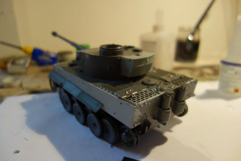 Diorama Bataille de Koursk et le Tiger 1  Dsc03417