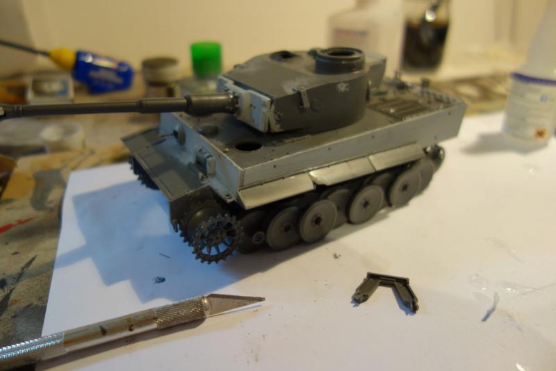 Diorama Bataille de Koursk et le Tiger 1  Dsc03419