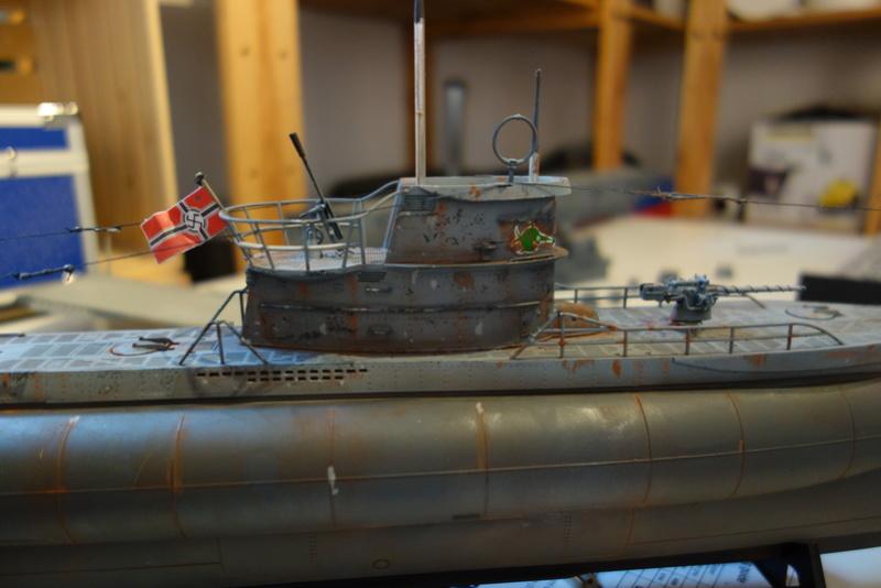 """le U-96, héro du film """"Das Boot"""" - Page 3 Dsc03431"""