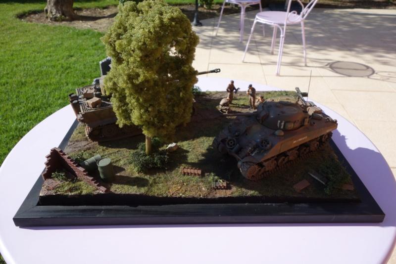 "diorama ""Normandie 1944"" Dsc03466"