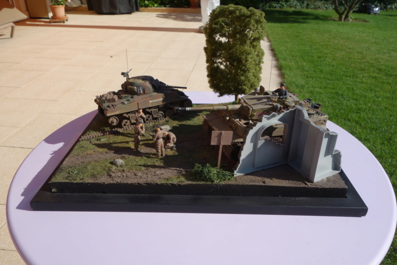 "diorama ""Normandie 1944"" Dsc03468"
