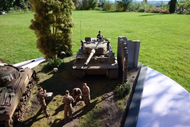 "diorama ""Normandie 1944"" Dsc03470"