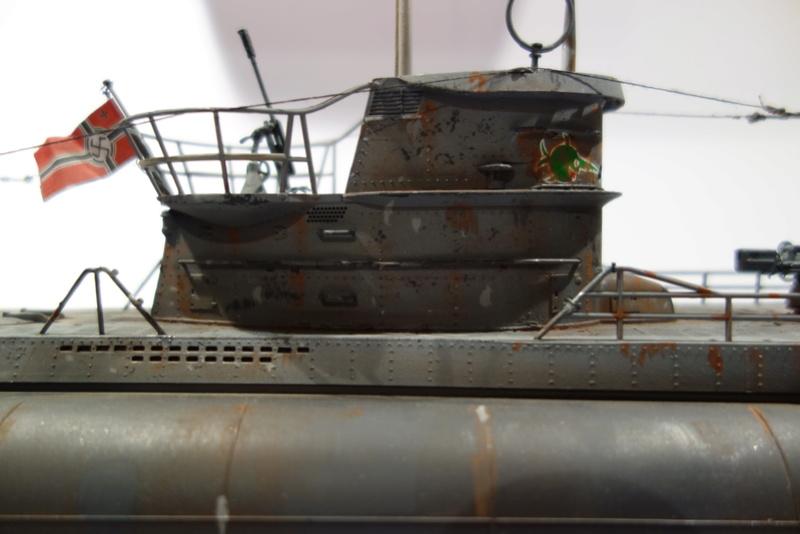 """le U-96, héro du film """"Das Boot"""" Dsc03590"""