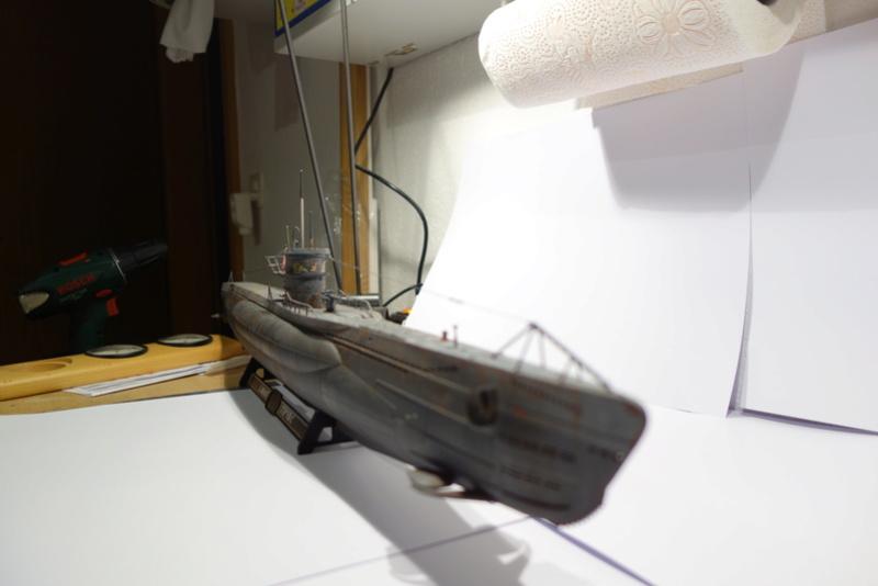 """le U-96, héro du film """"Das Boot"""" Dsc03591"""