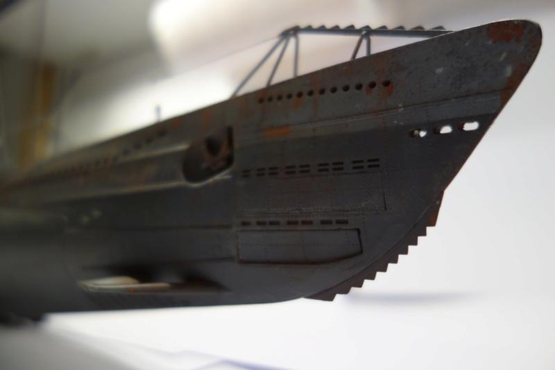 """le U-96, héro du film """"Das Boot"""" Dsc03592"""