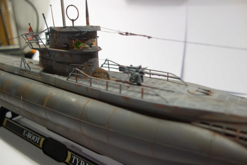 """le U-96, héro du film """"Das Boot"""" Dsc03593"""