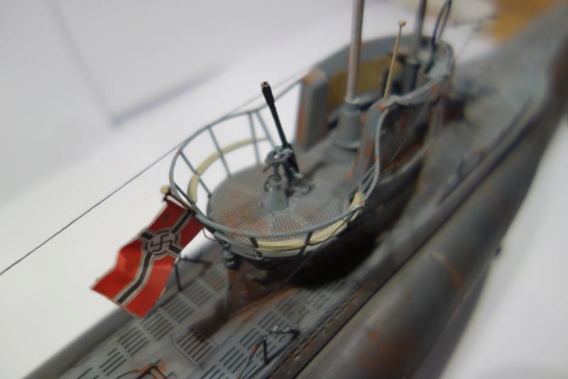 """le U-96, héro du film """"Das Boot"""" Dsc03594"""