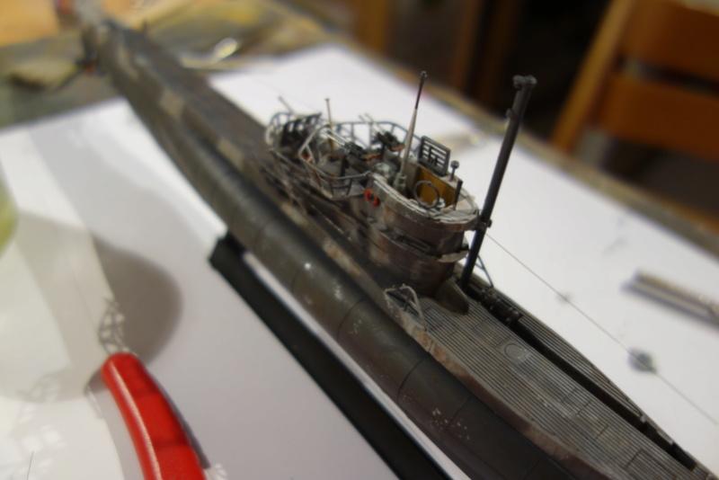U-Boot TYP VII C/41 Revell 1/144 Dsc03636