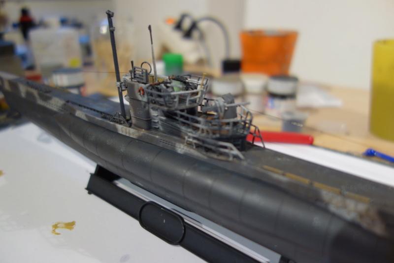 U-Boot TYP VII C/41 Revell 1/144 Dsc03638