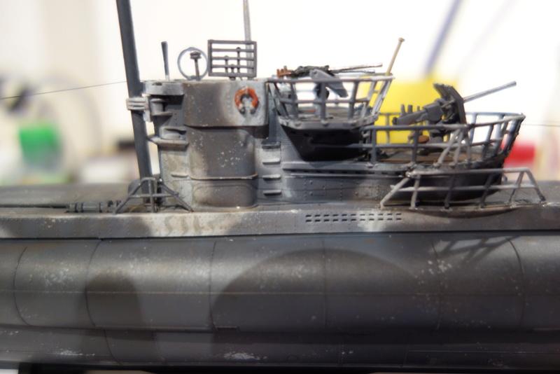 U-Boot TYP VII C/41 Revell 1/144 Dsc03639
