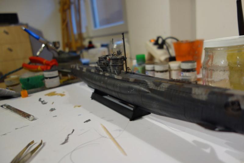 U-Boot TYP VII C/41 Revell 1/144 Dsc03645