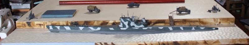 U-Boot TYP VII C/41 Revell 1/144 Thumb310