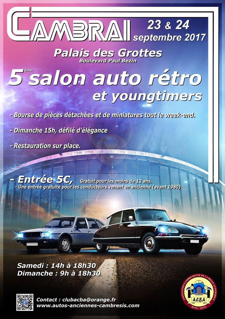 5 eme salon auto retro et youngtimers 19703010