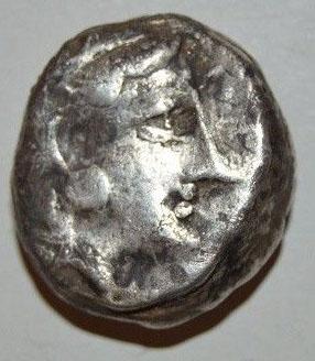 Avis sur drachme d'Athènes à la chouette Drachm10