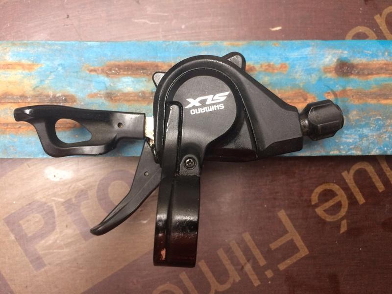 Diverses pièces transmission SLX / XT petits prix ;)  Img_2813
