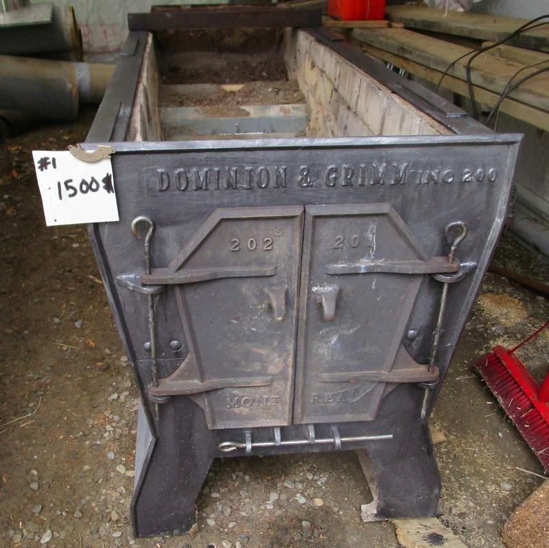 Évaporateur 2 X 5, D & G, 1500$ Img_1310