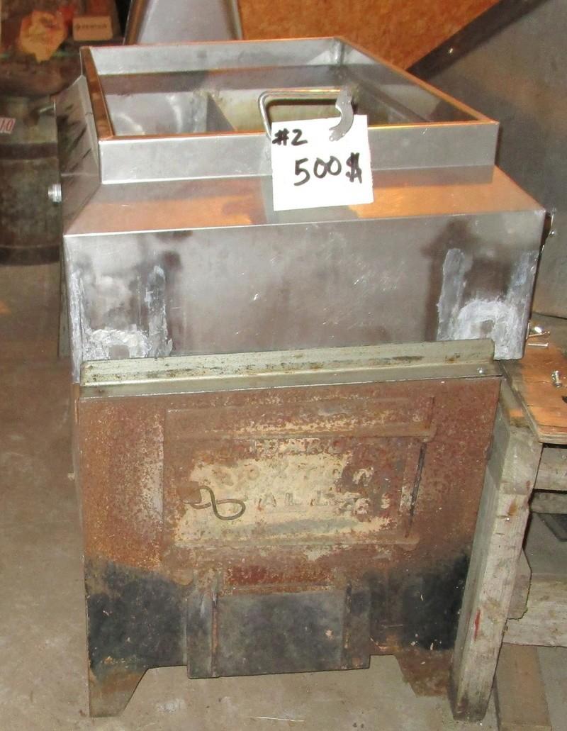 Évaporateur 2 X 3, 500$ Img_1317