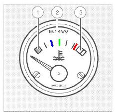Temperature gauge K 1100 RS Image110