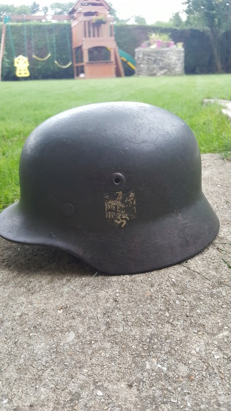 Collection casques allemand ww2 20170912