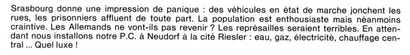 9ème Compagnie du Régiment de Marche du Tchad - Strasbourg 9-iiir12