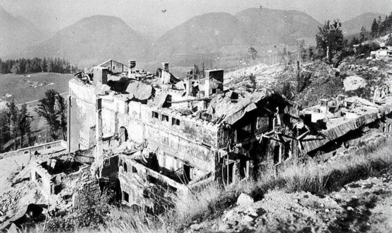 Balembois R. : Le Nid d'Aigle d'Hitler La Vérité Bergho17